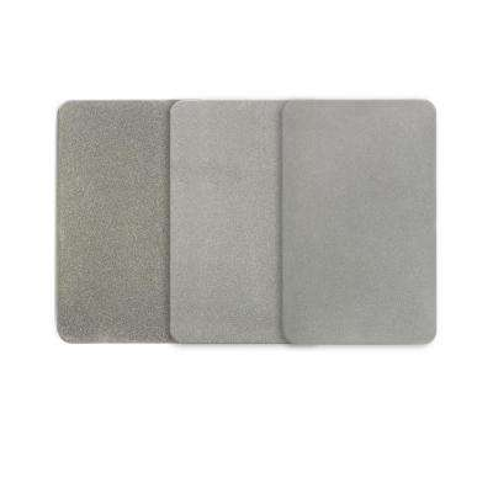 Credit Card Size Diamond Sharpening Stone (3-Pack), Coarse / Fine / Extra-Fine
