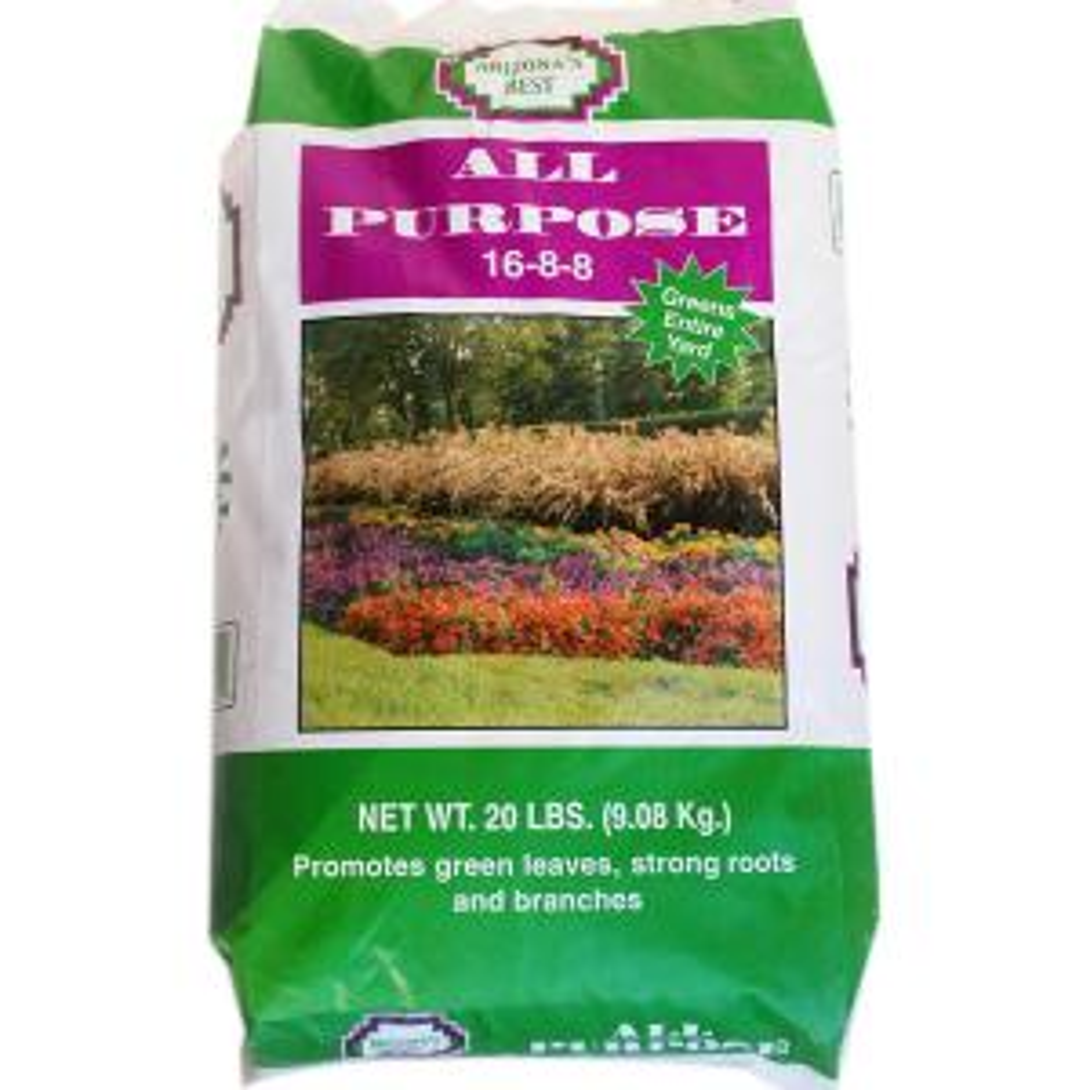 Arizona's Best 20 lb. All Purpose Fertilizer by Arizona's Best
