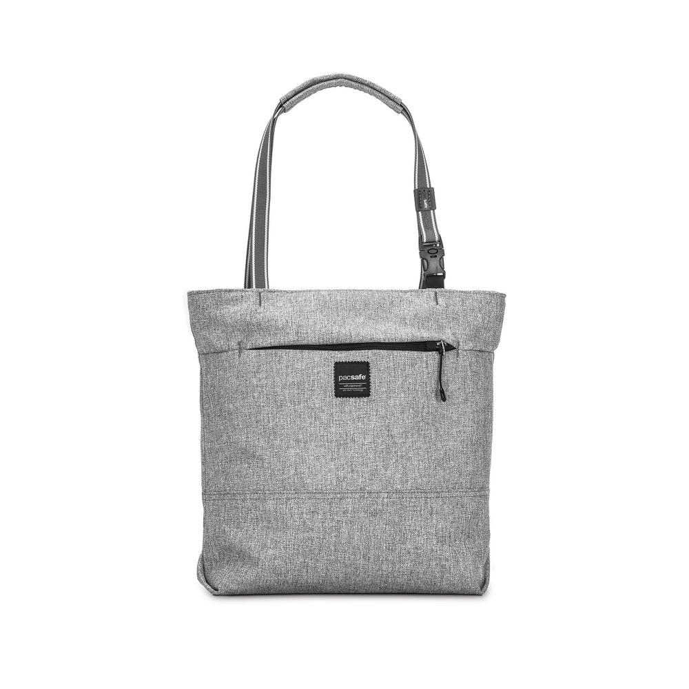 Slingsafe LX200 Tweed Grey Tote Bag