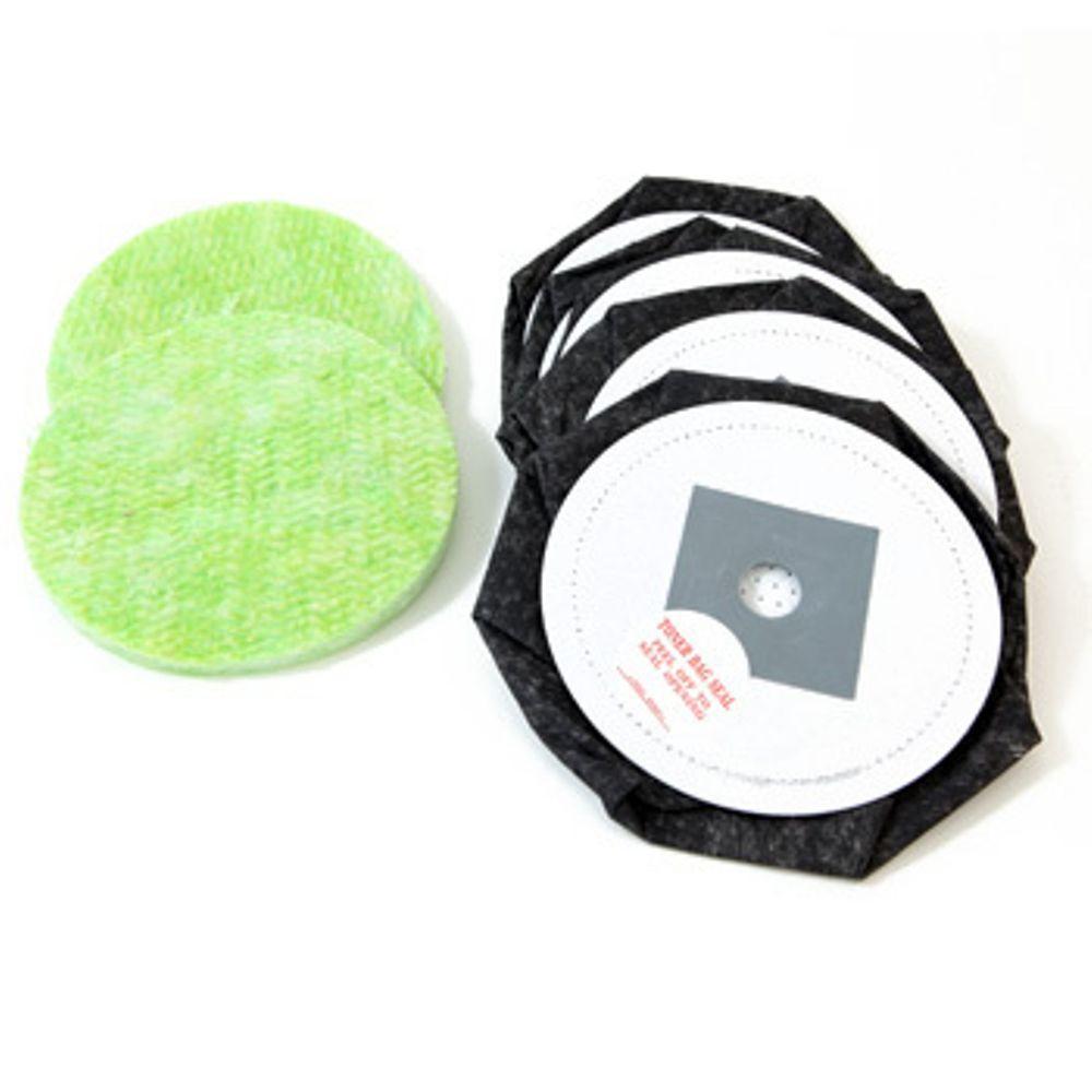 Metro Toner Replacement Bags/Filter