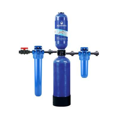 Rhino Series 4-Stage 1,000,000 Gal. Whole House Water Filtration System with 20 in. Pre-Filter