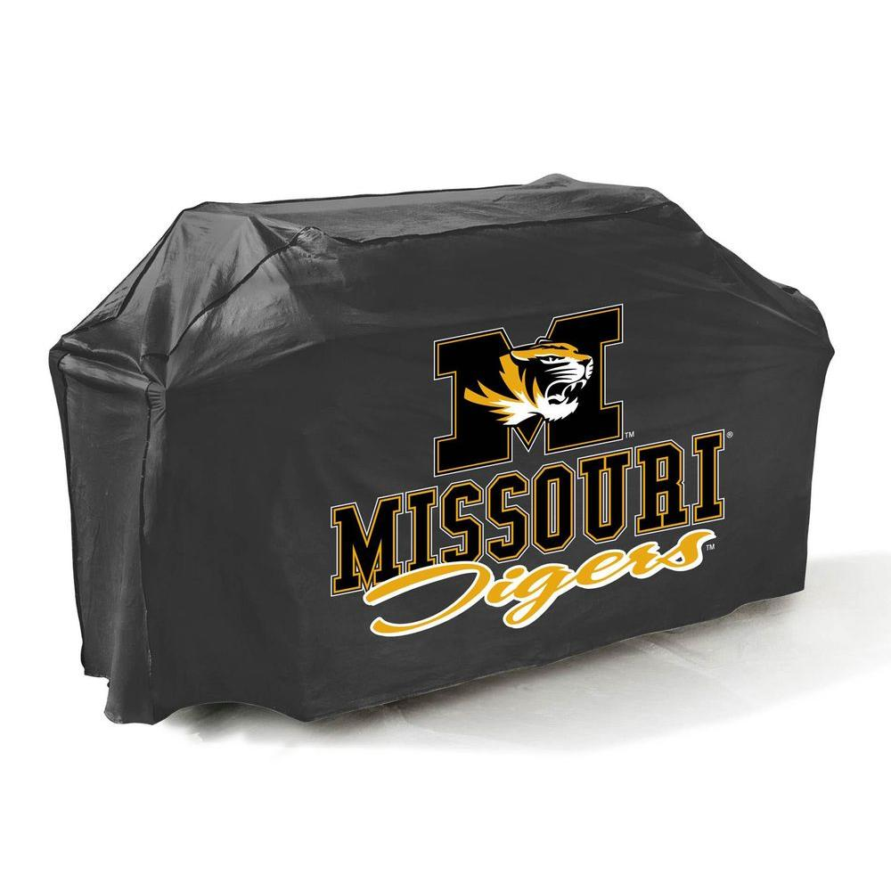 Mr. Bar-B-Q 65 in. NCAA Missouri Tigers Grill Cover-DISCONTINUED