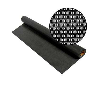 60 in. x 25 ft. Charcoal Super Solar Screen