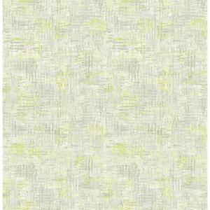 Brewster Avalon Lime Green Weave Wallpaper 2718 004027 The