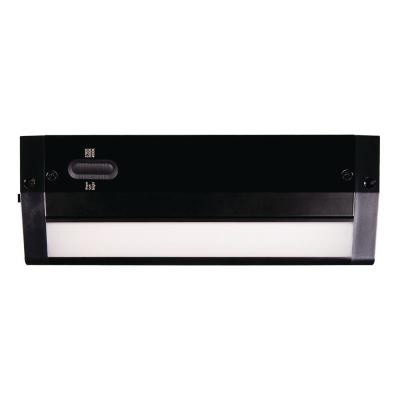 HU11 Series 18 in. Selectable Black LED Integrated Under Cabinet Light
