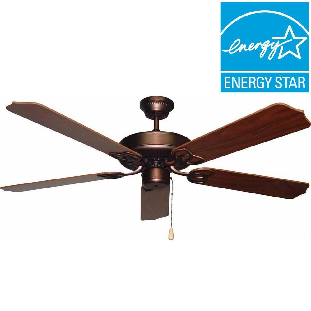 Aeronautical Ceiling Fan : Hampton bay senze in indoor brushed nickel ceiling fan