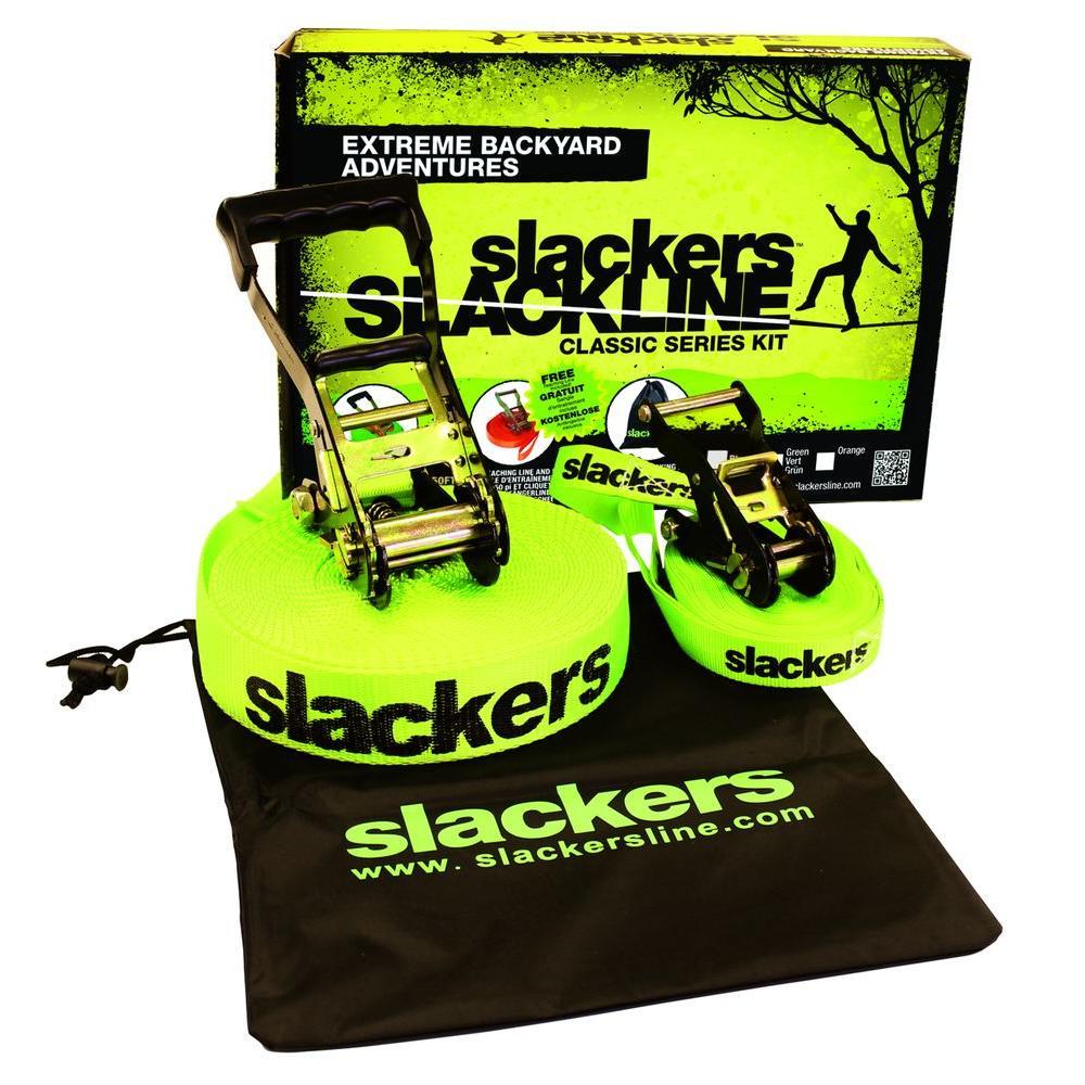 Slackline Classic Set