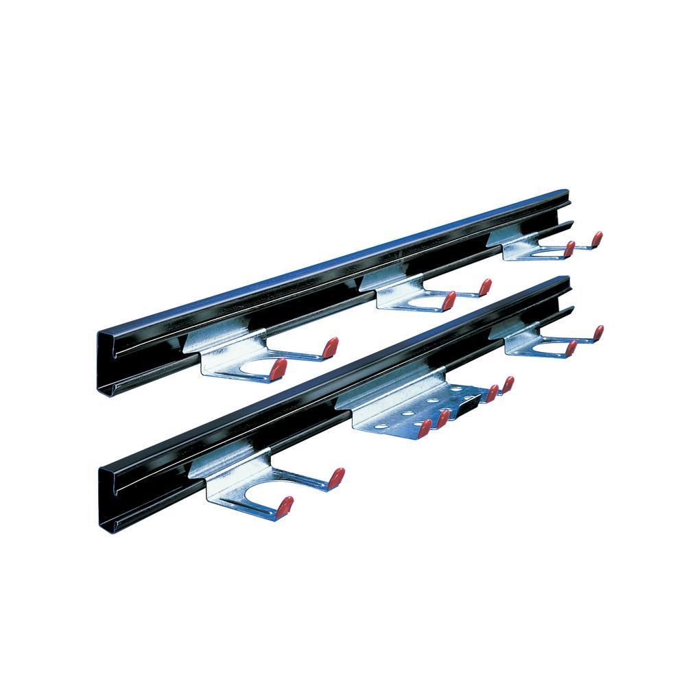 Arrow Heavy-Duty Steel Tool Hanger Rack
