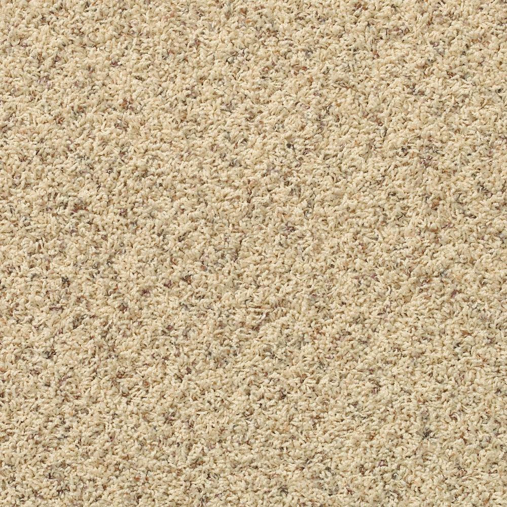 Platinum Plus Kingston Heights - Color Haybale 12 ft. Carpet