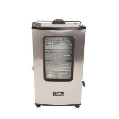 40 in. Digital Electric Smoker with Window