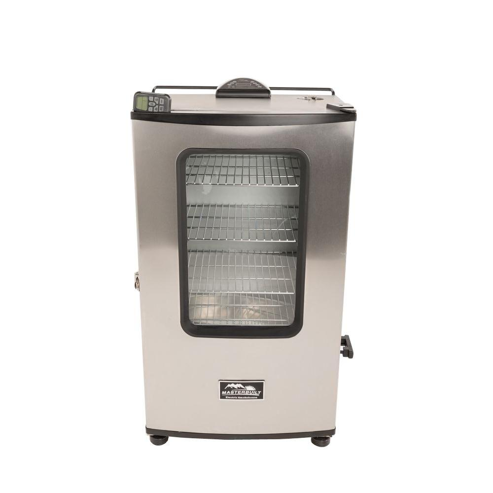 Masterbuilt 40 in. Electric Smokehouse, Stainless