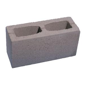 7 3 4 In X 10 Concrete Deck Block 100002709 The Home Depot