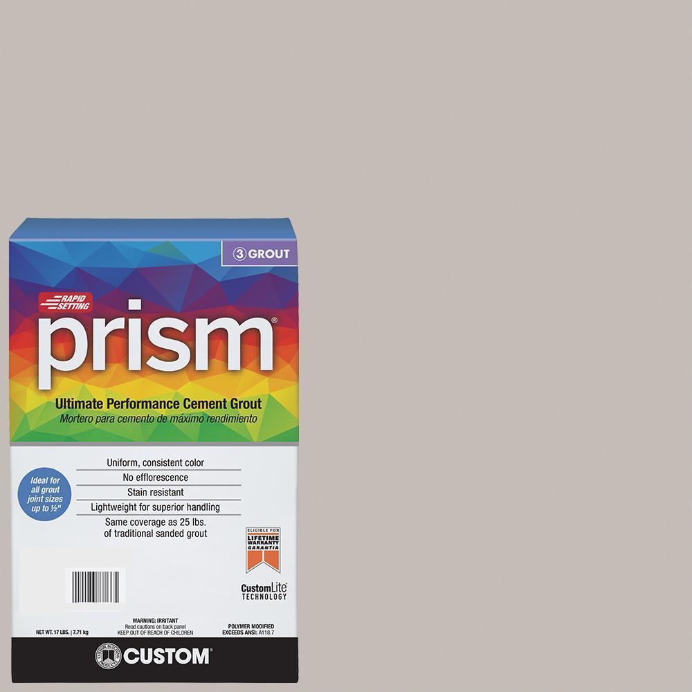 Prism #643 Warm Gray 17 lb. Grout