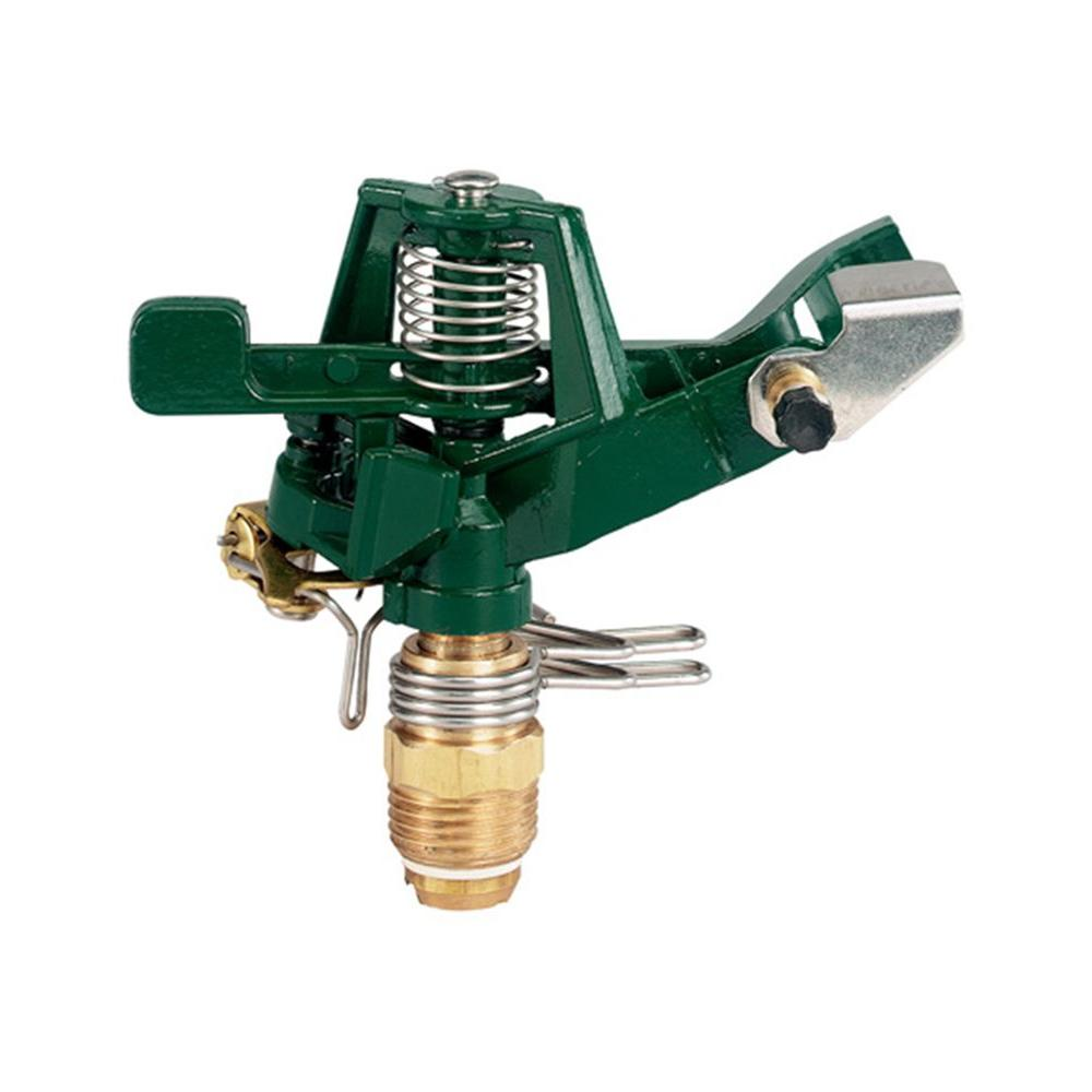 Orbit in zinc impact sprinkler head the home