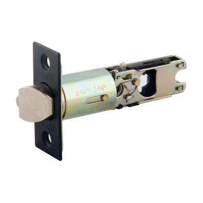 2-Way Replacement Entry Latch in Oil-Rubbed Bronze