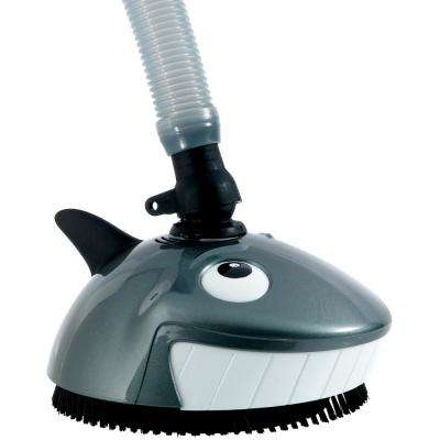 Kreepy Krauly Lil Shark Above Ground Pool Cleaner with 32 ft. Hose
