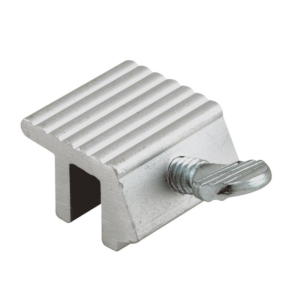 Aluminum Sliding Window Lock with Thumbscrew
