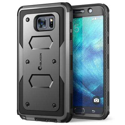 Galaxy Note 5-Armorbox Case with Screen, Black