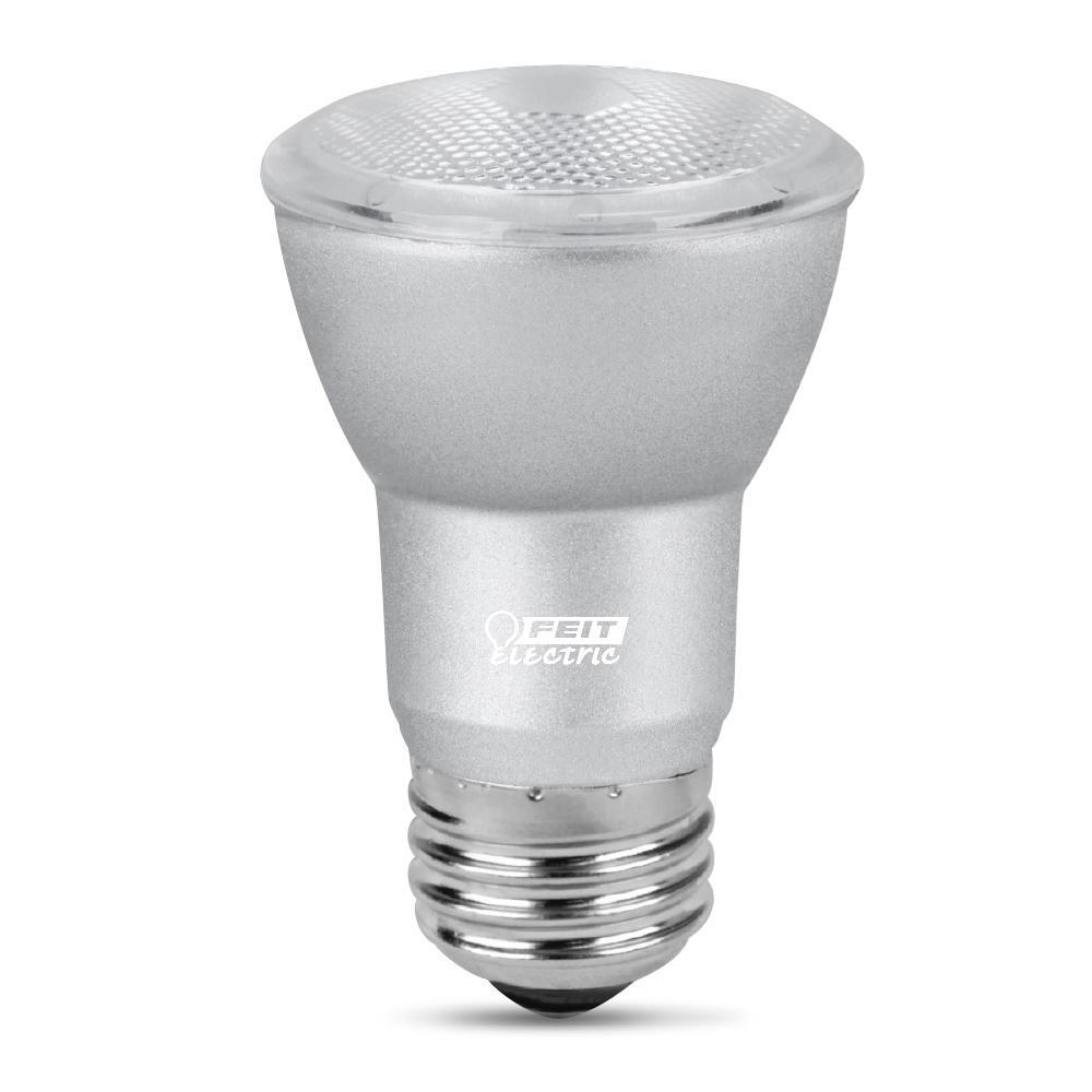 45-Watt Equivalent PAR16 Dimmable CEC Title 24 Compliant LED ENERGY STAR 90+ CRI Flood Light Bulb, Bright White