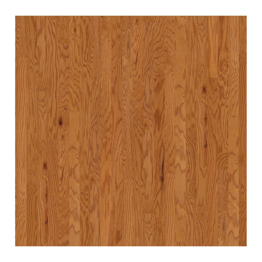 Bradford Oak Buckskin Oak 3/8 in. T x 3-1/4 in. W x Random Length Engineered Hardwood Flooring (23.76 sq. ft./case)
