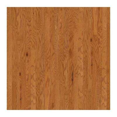Take Home Sample - Bradford Oak Buckskin Oak Engineered Hardwood Flooring - 3.25 in. x 8 in.