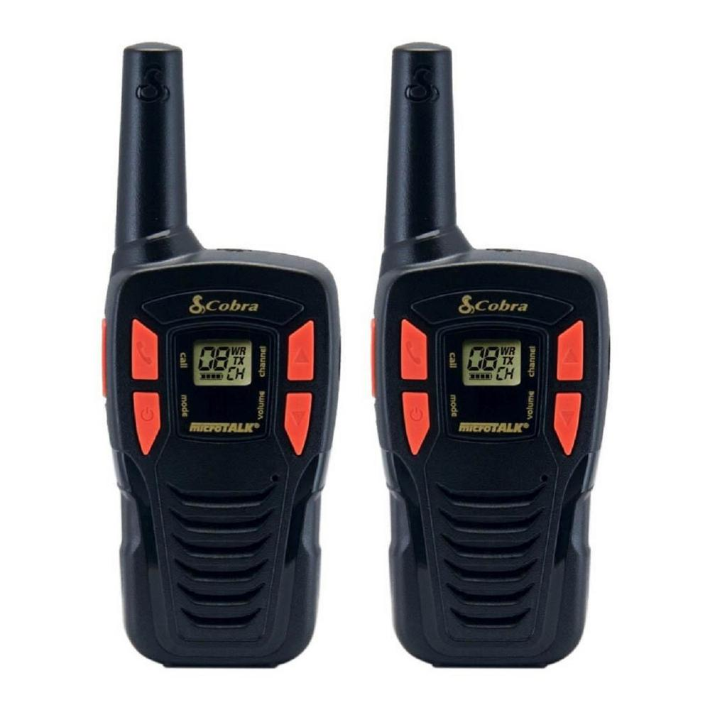 16-Mile Range 2-Way Radio Value Pack
