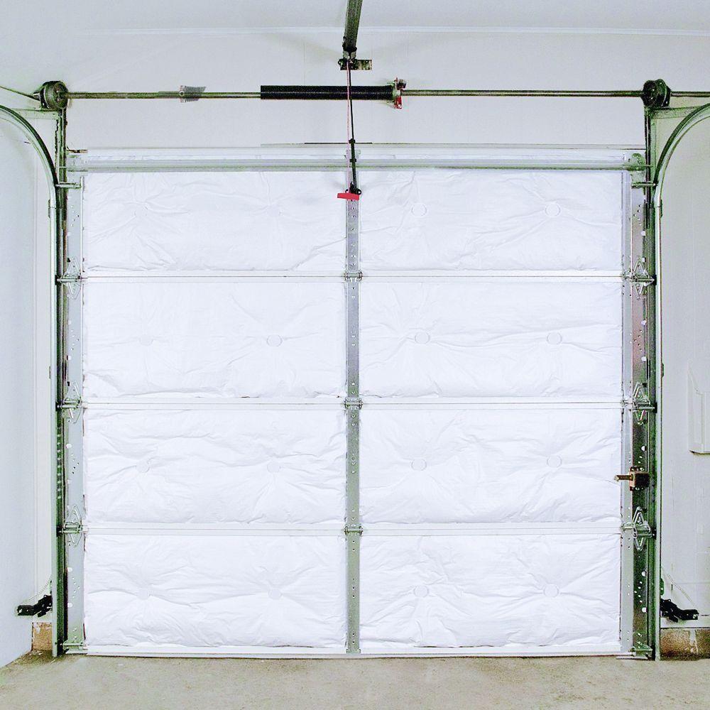 Owens Corning Garage Door Fiberglass, Fiberglass Garage Doors Home Depot