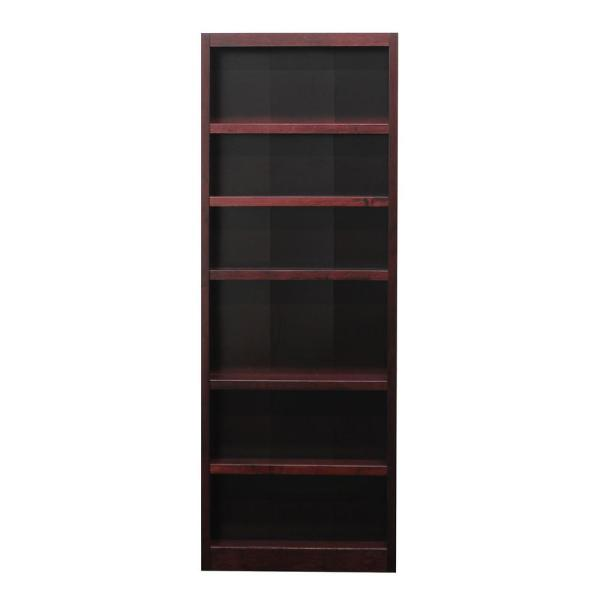 Concepts In Wood Midas Cherry Open Bookcase MI3084-C