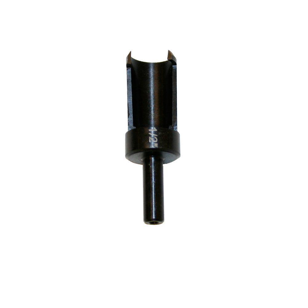 Ryobi 1/2 in. Plug Cutter