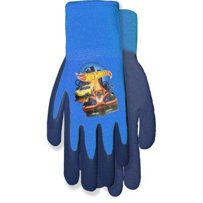 Hot Wheels Kids Gripping Gloves