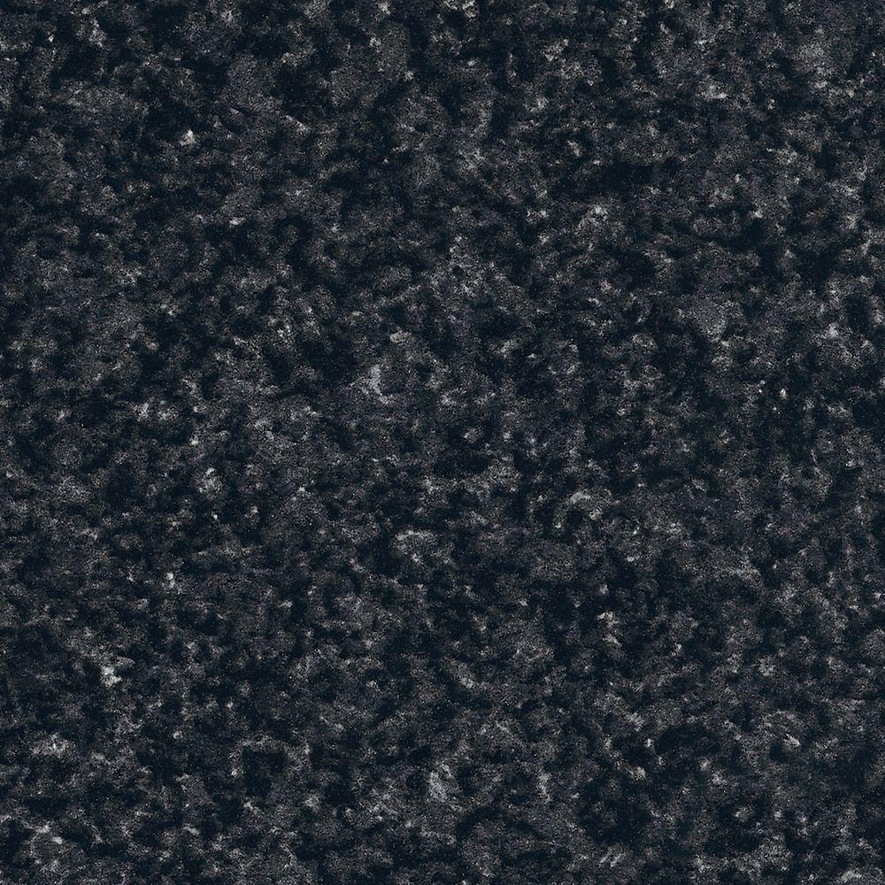 formica 5 in. x 7 in. laminate countertop sample in blackstone with