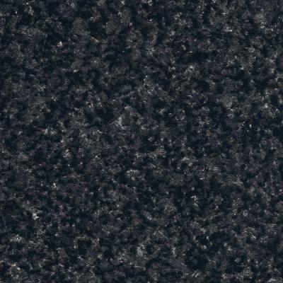5 in. x 7 in. Laminate Countertop Sample in Blackstone with Premiumfx Etchings Finish