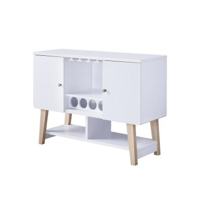 Nico 4-Bottle White Wine Cabinet