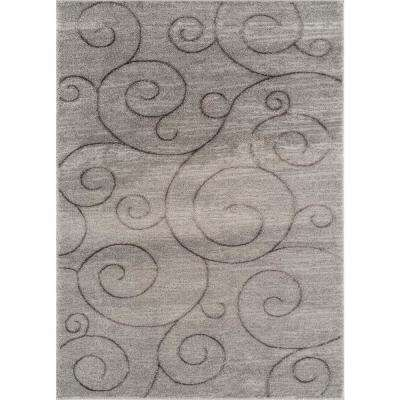 Mystique Clio Grey 5 Ft 3 In X 7 2