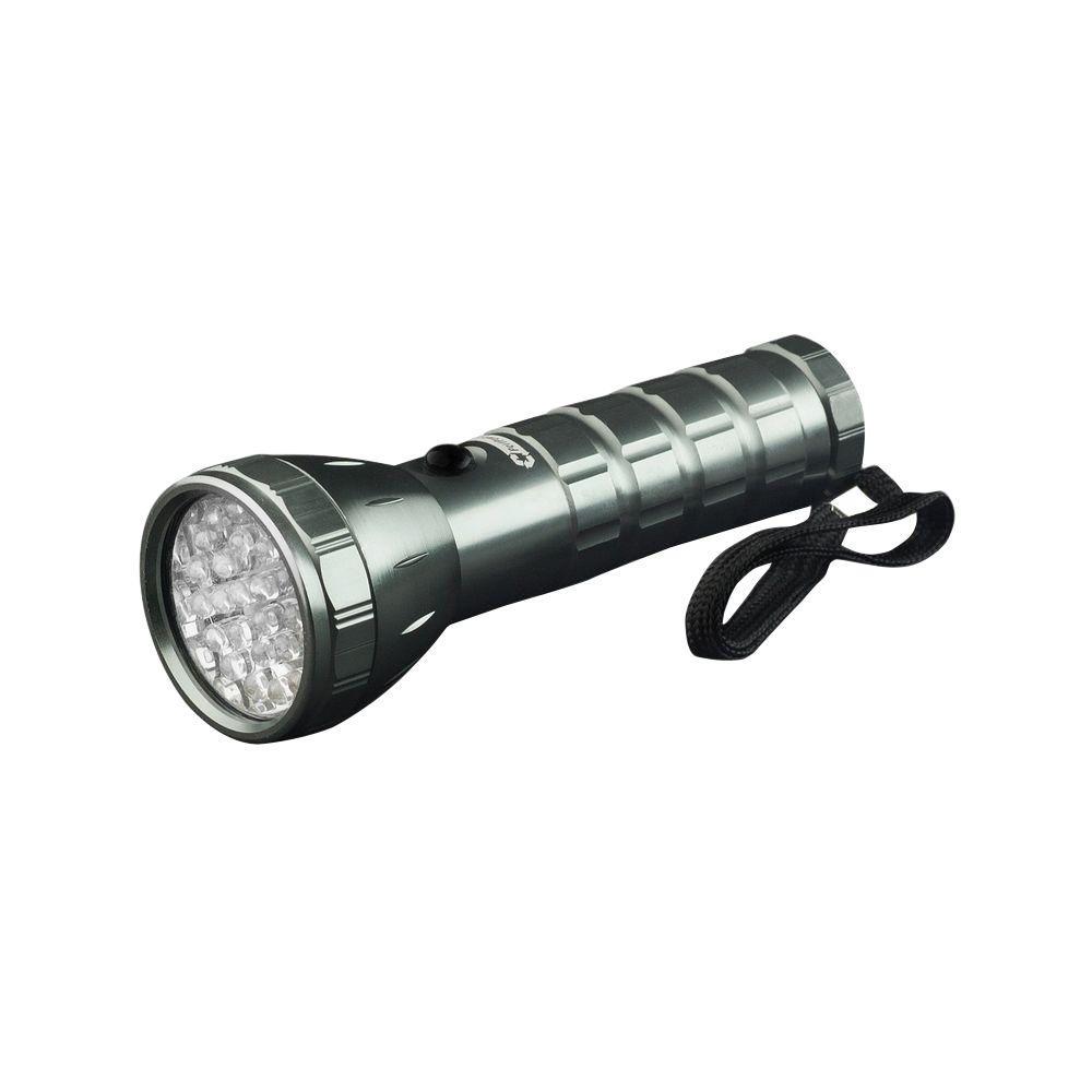 28 LED Professional Flashlight, Silver