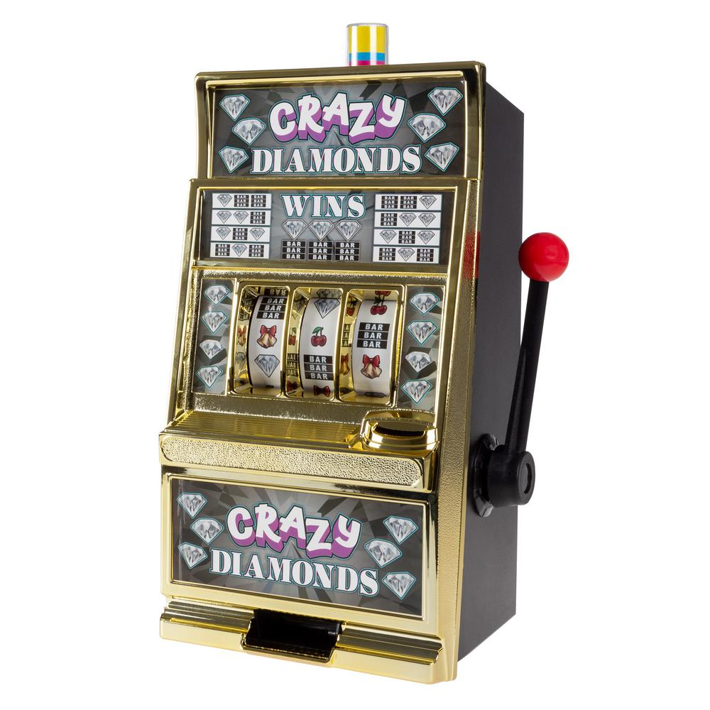 Small toy slot machines