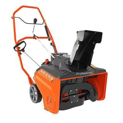 Commercial SS 21 in. 208cc Single-Stage Remote Chute, Recoil-Start Gas Snow Blower