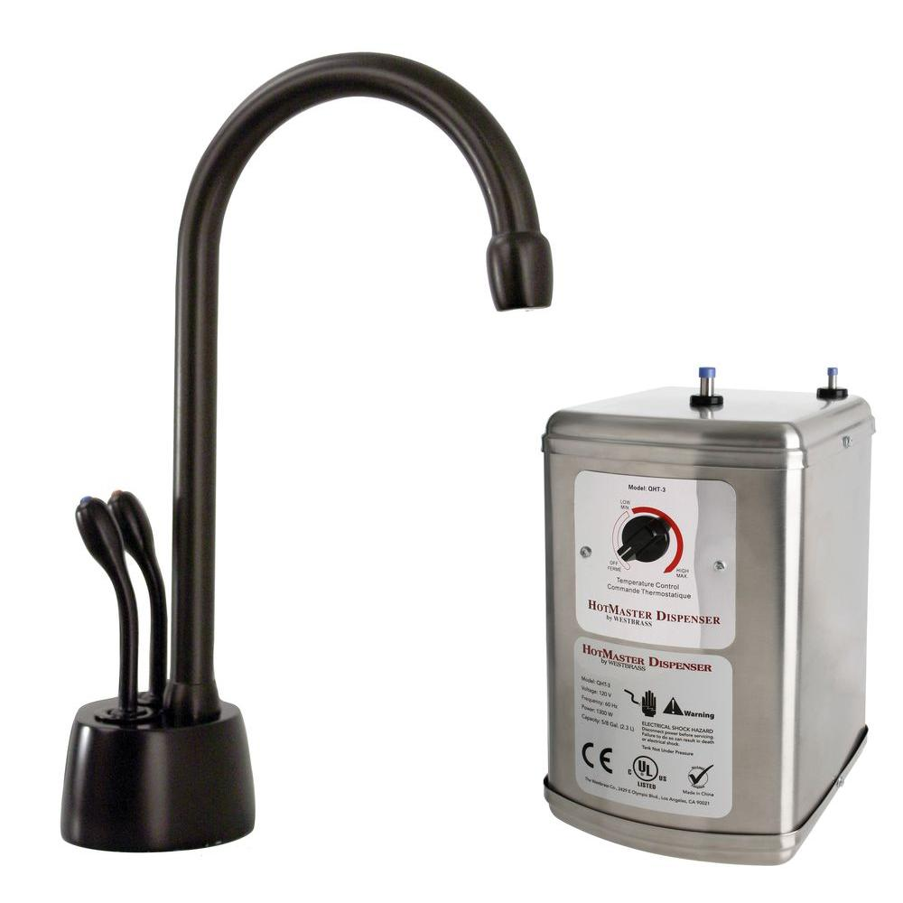 Westbrass Develosah 2 Handle Hot And Cold Water Dispenser