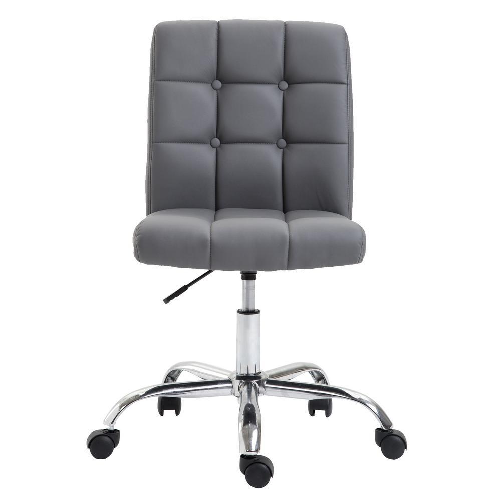 Aria Grey Task Chair