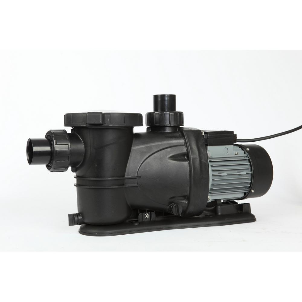 Prime Above Ground 1.5 HP Pool Pump 6950 GPH, 55 ft.