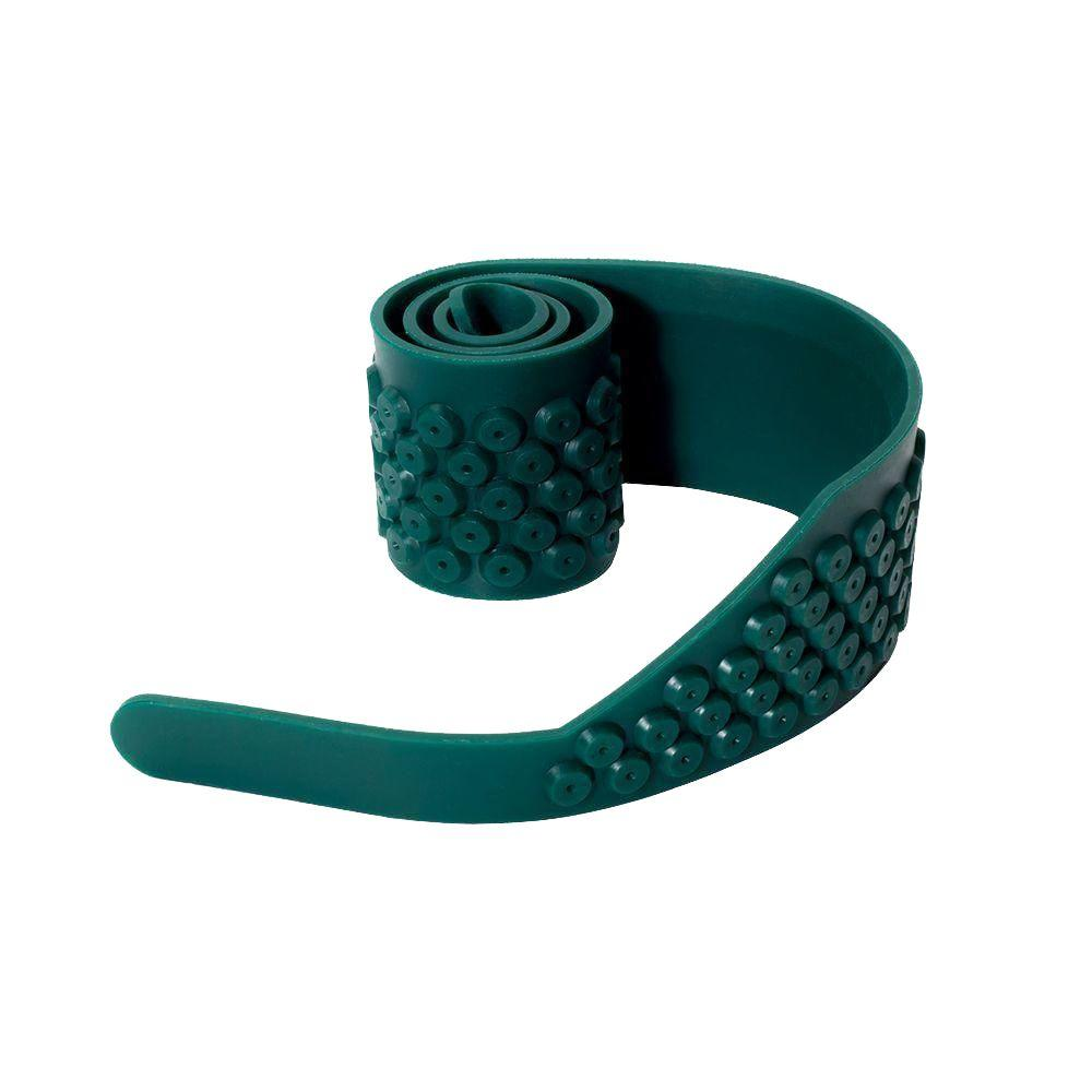 16 in. Grip-Wrap Isolator Metal Detector Comfort Wrap in Green
