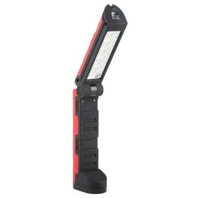 3 AA LED Folding Light with Hook and Magnet