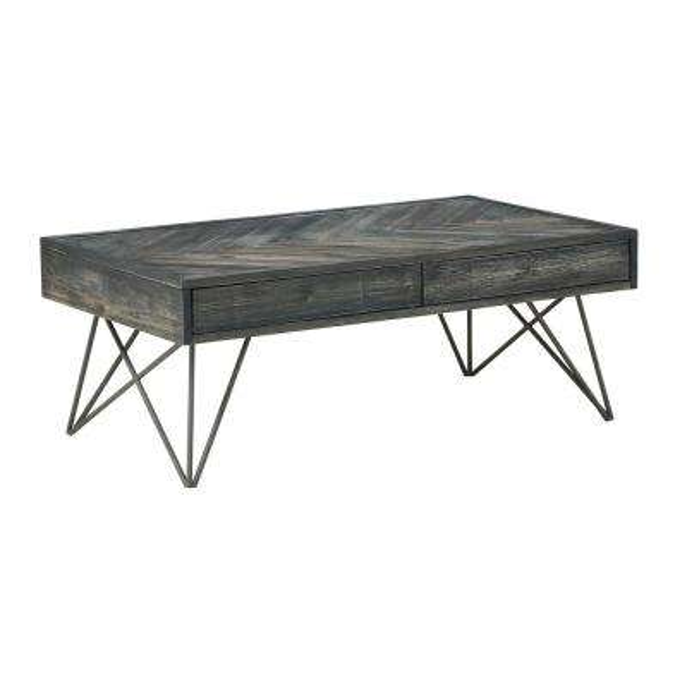 Aspen Court 2-Drawer Cocktail Table