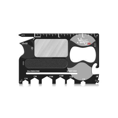 Advanced 20-Tools in 1 Multi-Tool with Mirror and Nail Filer