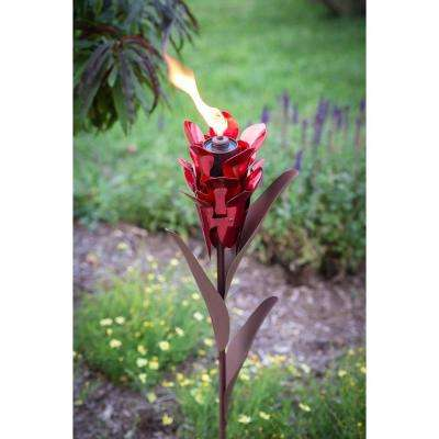 42 in. H Ginger Garden Torch