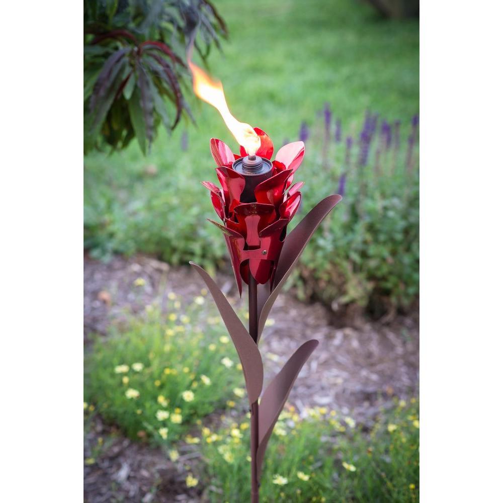 42 in. H Ginger Garden Torch