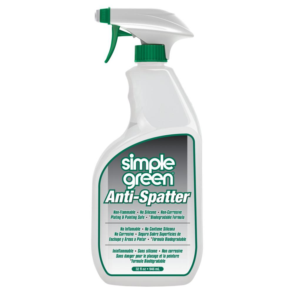 3e32b00bf97f Simple Green 32 oz. Anti-Spatter Metal Cleaner-1400000113452 - The ...