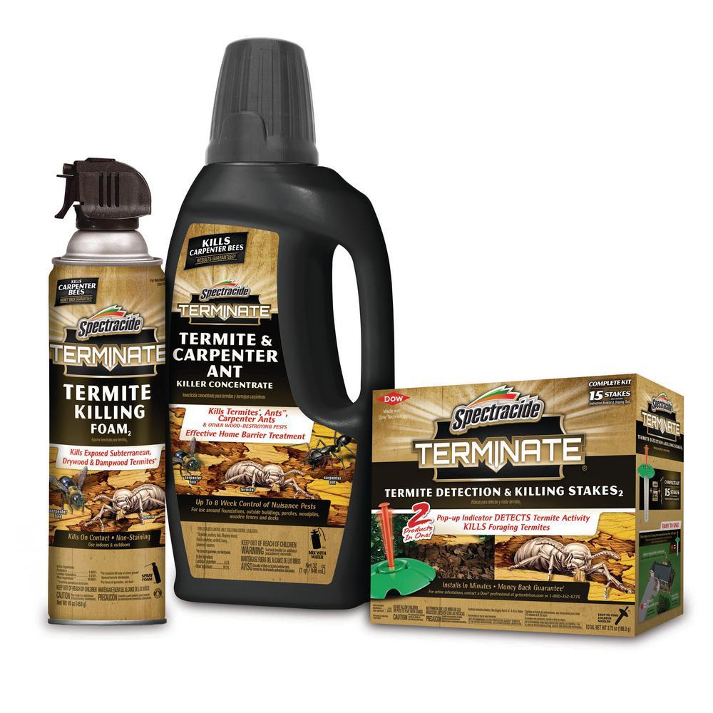 Terminate Termite Bundle Pack