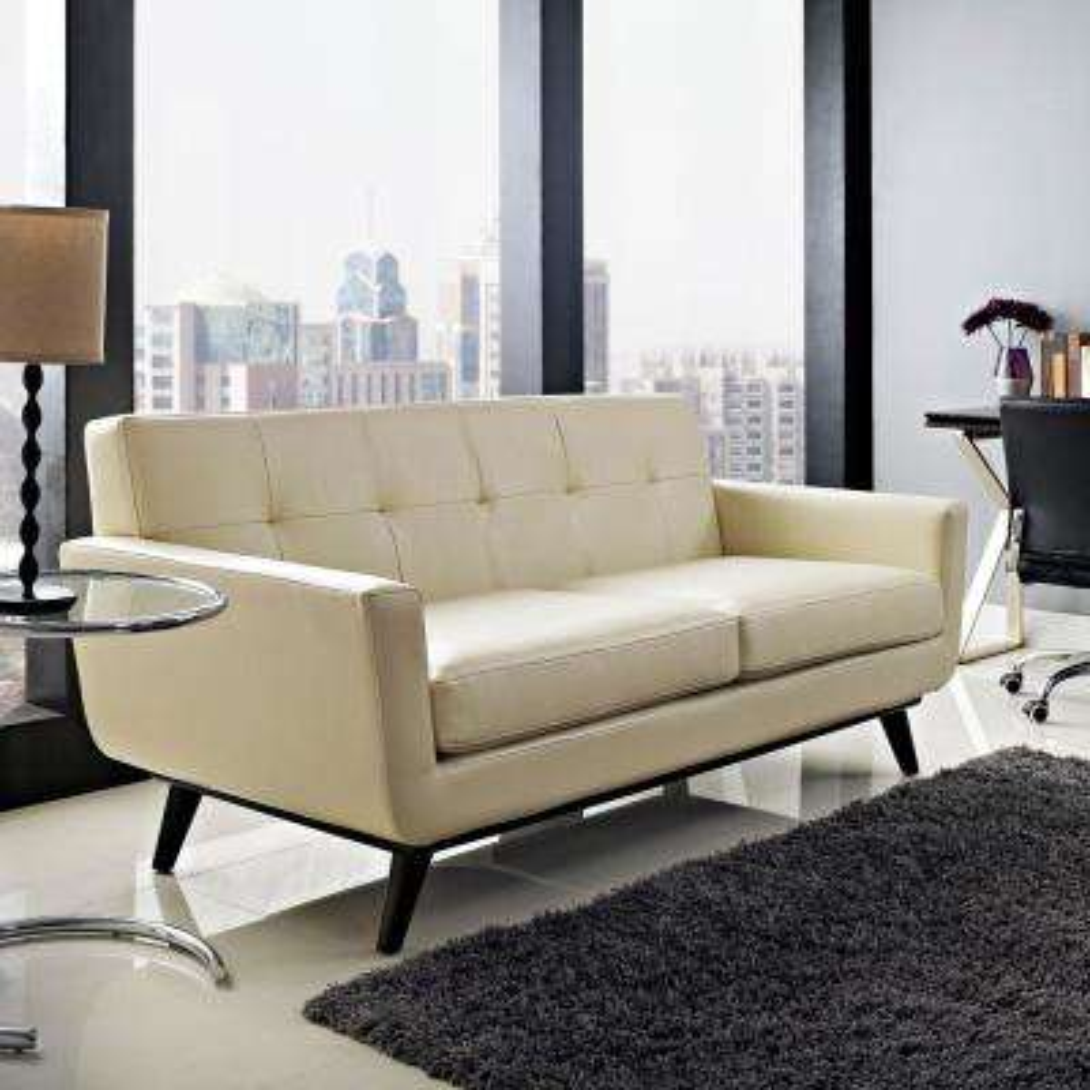 Loveseat Beige Sofas Loveseats Living Room Furniture The