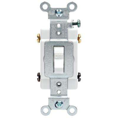 20 amp commercial double-pole toggle switch